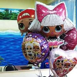 Шарики куклы Лол(lol)