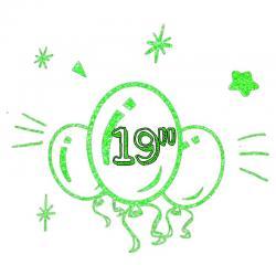 "Хром 19""(48см)"