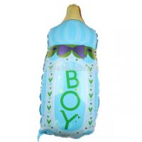 Шарик бутылочка Boy(синяя)