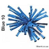 Воздушные шары D-2/10 ШДМ 160 (синий)