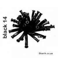 Воздушные шары D-2/14 ШДМ 160 (черный)