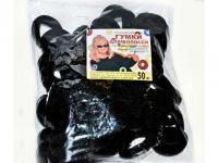№1042 Резиночка Калуш черная 50, диам. 3 см