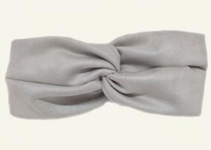 №1072 Повязка замшевая, шир.12 см