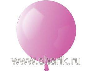 """Шарик 19""""/06 (48 см)(розовый)"""