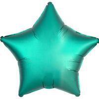 Звезда 18 дюймов(45х45см) аквамарин FLEXMETAL