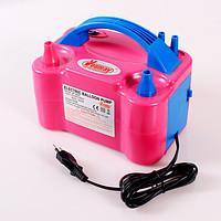 Компрессор розовый Qin Jia Lin 73005 для воздушных шаров 600Вт