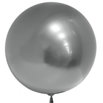 "Хром Bubble Китай 22""(50см) серебро"