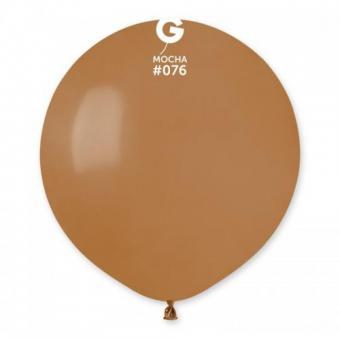 "Шарик G220/76 31""(80 см) кофе мокко(Mocha)"