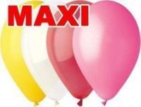 Шары Gemar MAXI микс 10″ (26см) 500шт.