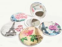 №4104 Зеркальце пластик Париж