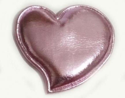 №42512 Заготовка Сердце розовое