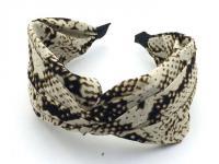 №61052 Обруч чалма тигровый