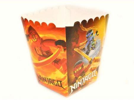 №831 Коробочка для попкорна Ninjago