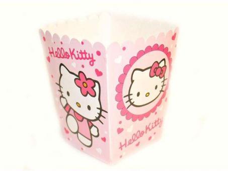 №840 Коробочка для попкорна Kitty