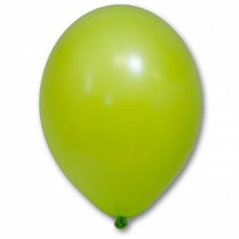 """Шарик BELBAL №008 пастель ЗЕЛЁНОГО ЯБЛОКА (Apple Green) 12""""(30см)"""