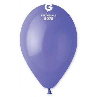 "Шары Gemar A50-75 5"" барвинок (Periwinkle)"