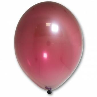 """Шарик BELBAL №024 кристалл БУРГУНДИ (Crystal Burgundy) 12""""(30см)"""