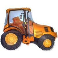 Трактор Оранжевый FLEXMETAL