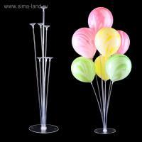 Підставка для 7 кульок  Китай (в комплекті насадки і палички)