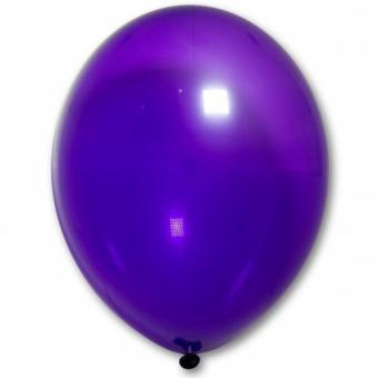 """Шарик BELBAL №023  кристалл ФИОЛЕТОВЫЙ (Quartz Purple) 12""""(30см)"""