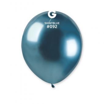 Хром Gemar 5″(13см) голубой 100шт.