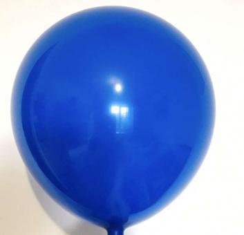 """Шарики Китай 10""""(25см) синий"""